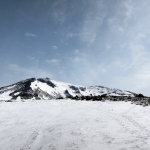 大雪山連峰・旭岳