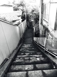 赤羽の階段