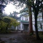 八甲田山と森林博物館