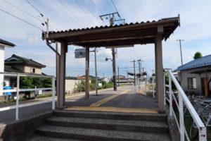 飯田線・宮木駅