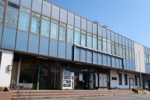 飯田線・辰野駅