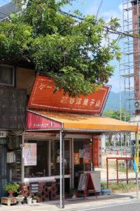 飯田駅の洋菓子屋さん