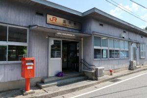 飯田線・温田駅